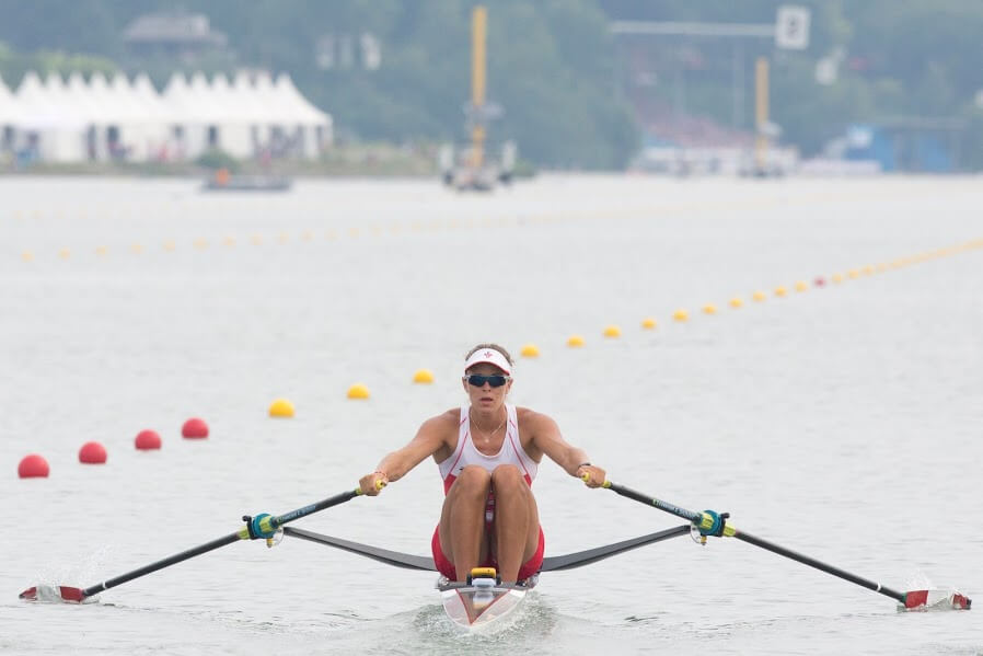 W1x at Pan Am Games
